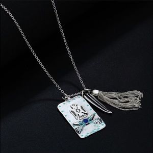 NEW Brighton Long Necklace Multi Charms Jewelry